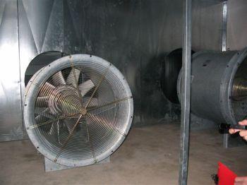 Bilden är från uppförandet av Turning Torso 2004.