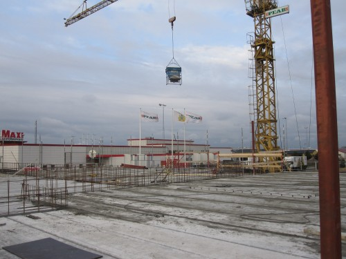 Sotarhuset 15 dec 2009