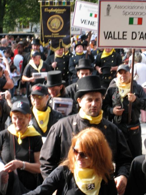 Paraden i Santa Maria Maggiore 2010