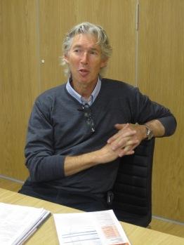Sten-Olof, certifieringsman från SEMKO Certification AB
