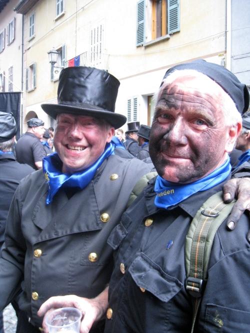 Sotare i Santa Maria Maggiore 2011
