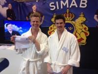 Även andra utställare tävlar med SIMAB.