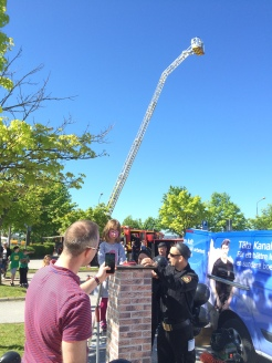 Trygghets- och säkerhetsdag i Burlöv 2014
